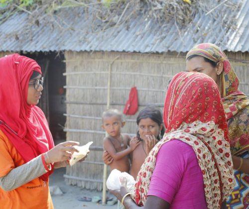 Providing health services in Rural Area
